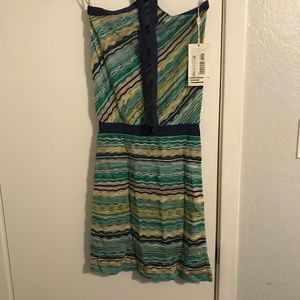 Missoni Halter Dress